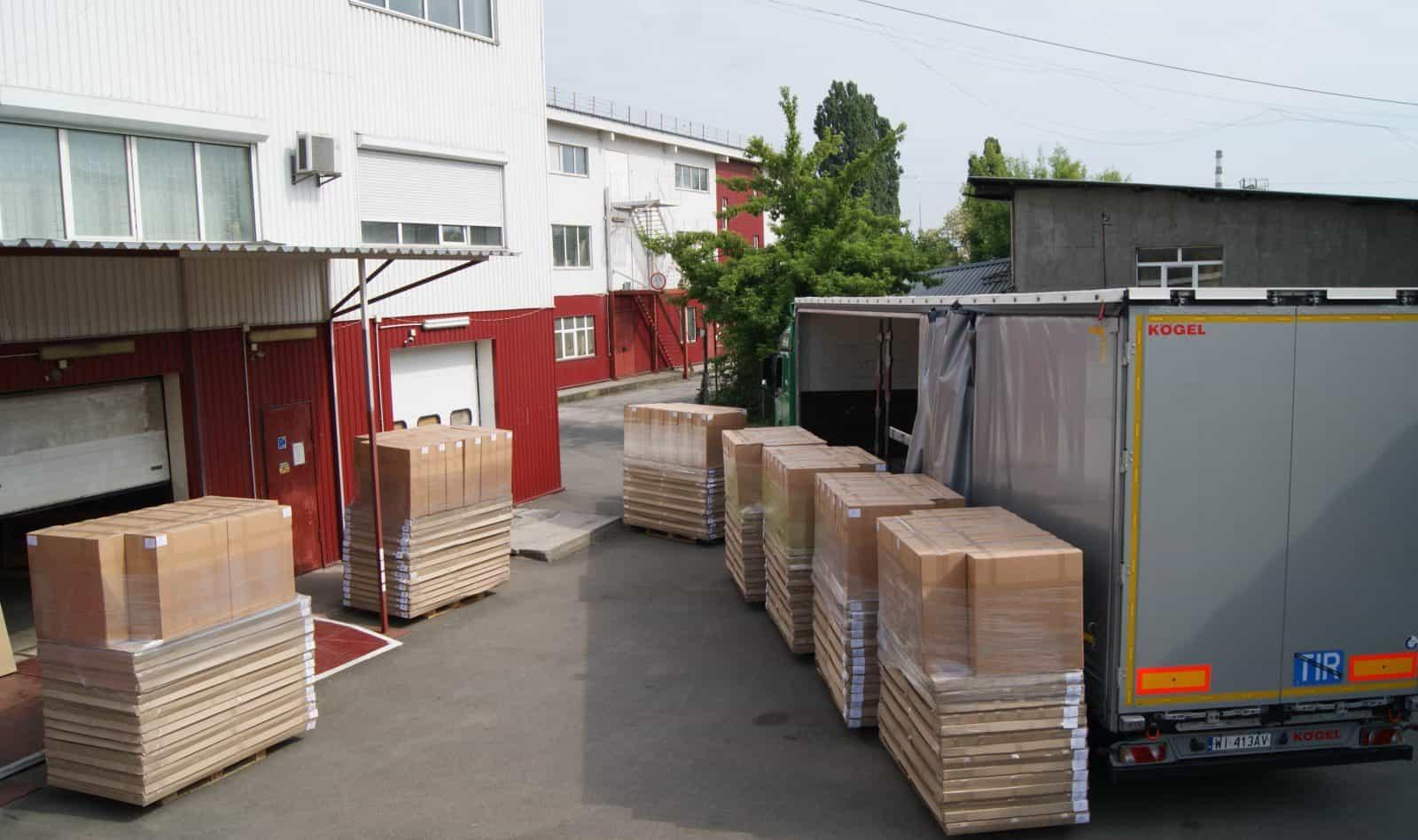 Transportmöbelfabrik