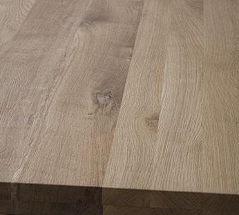 oak tabletop13 Holztischplatten