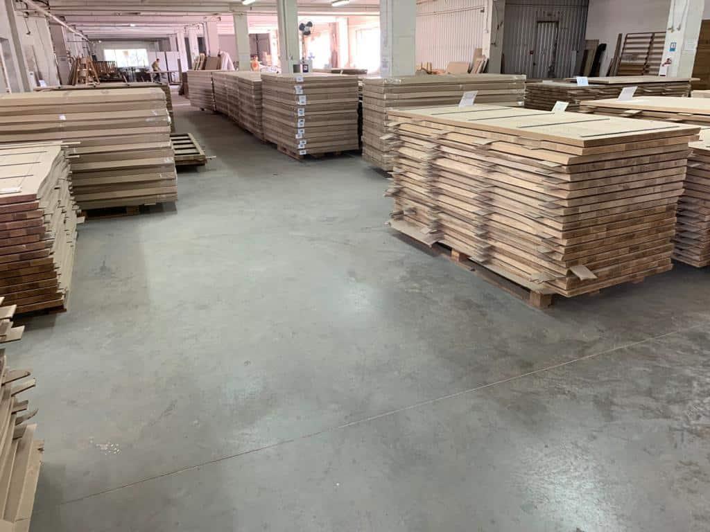 Eiche Tische mbs Holz