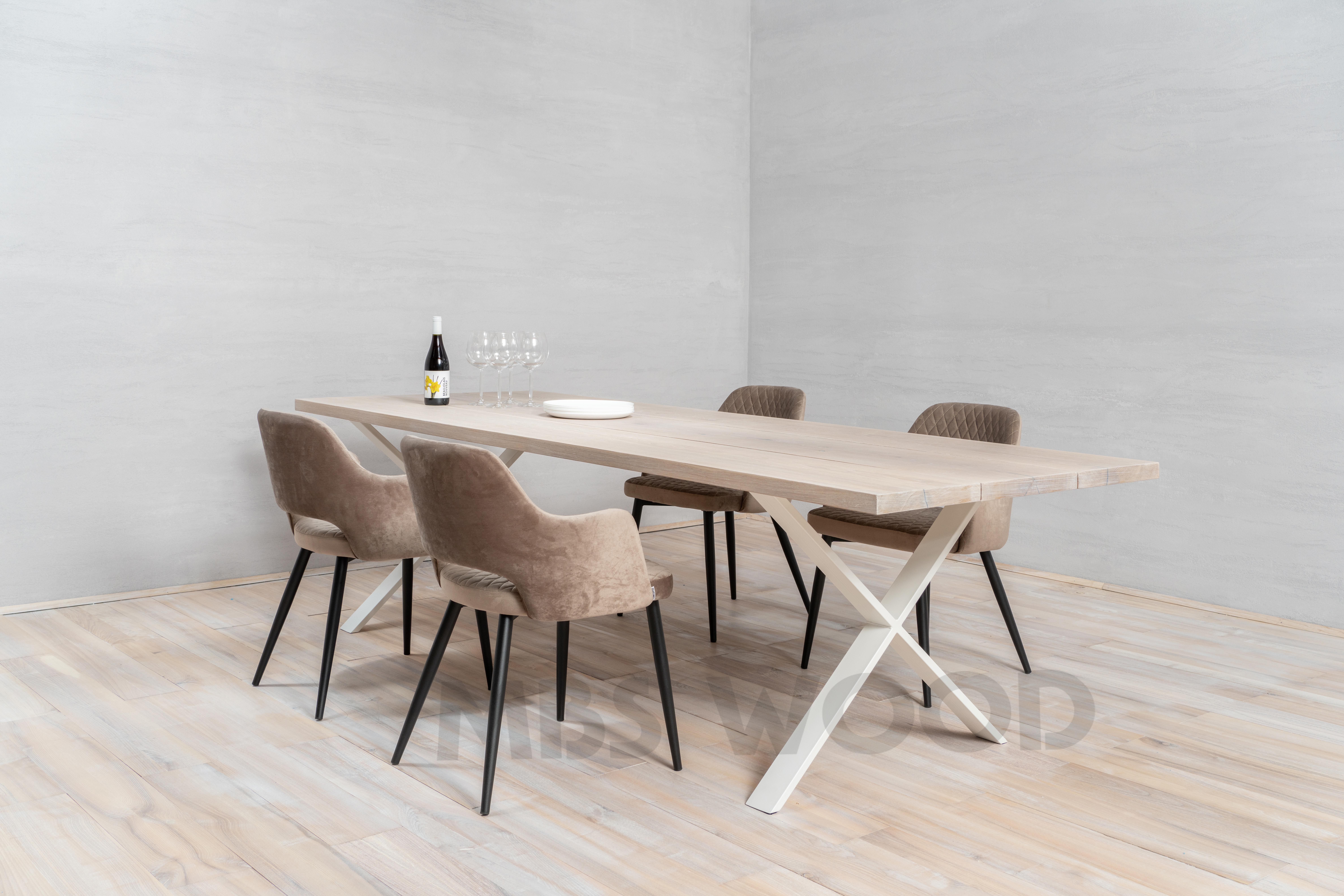 oak tabletops