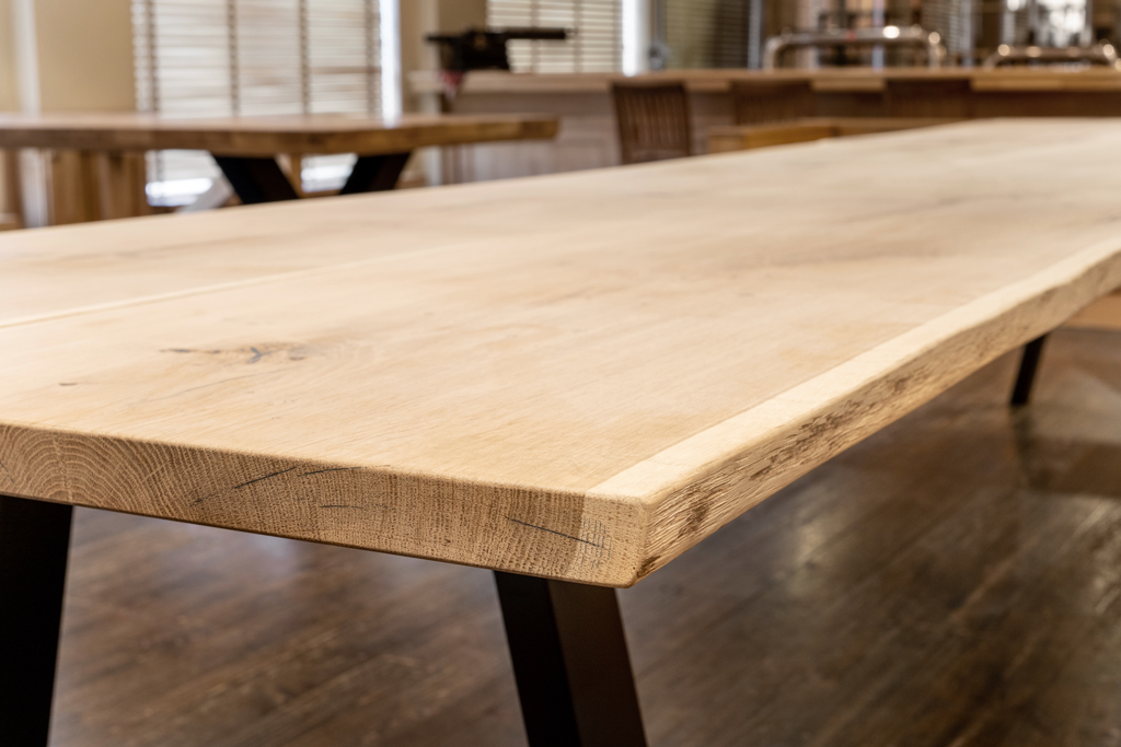 benutzerdefinierte Holz Tischplatte