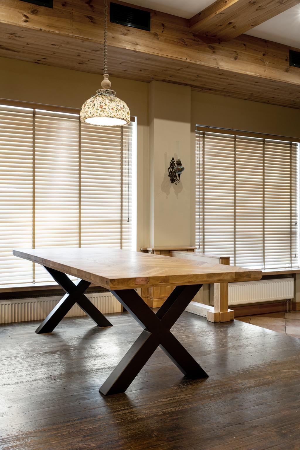 Runde Tischplatte / ovale Tischplatte