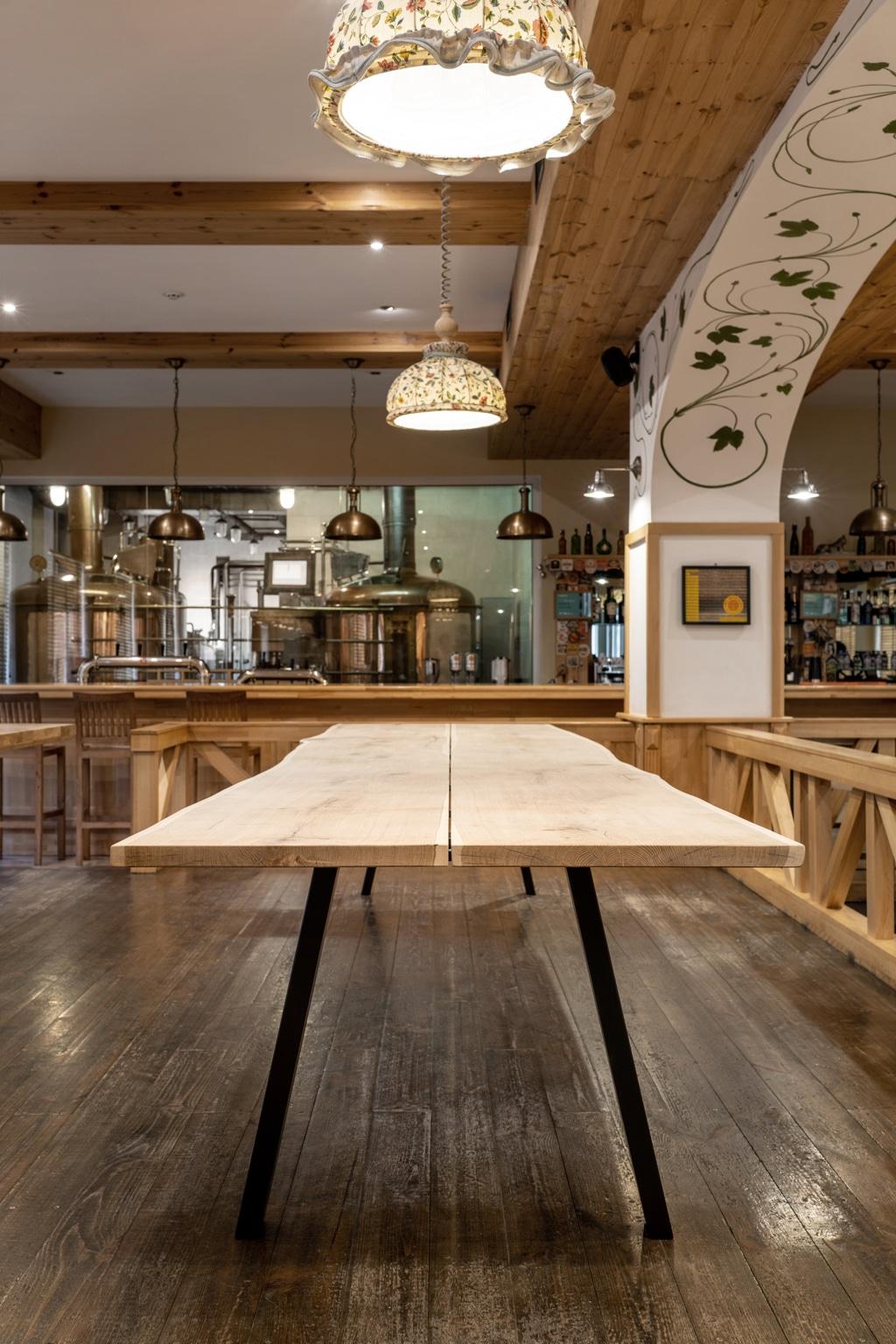 Tischplatten aus Holz kaufen
