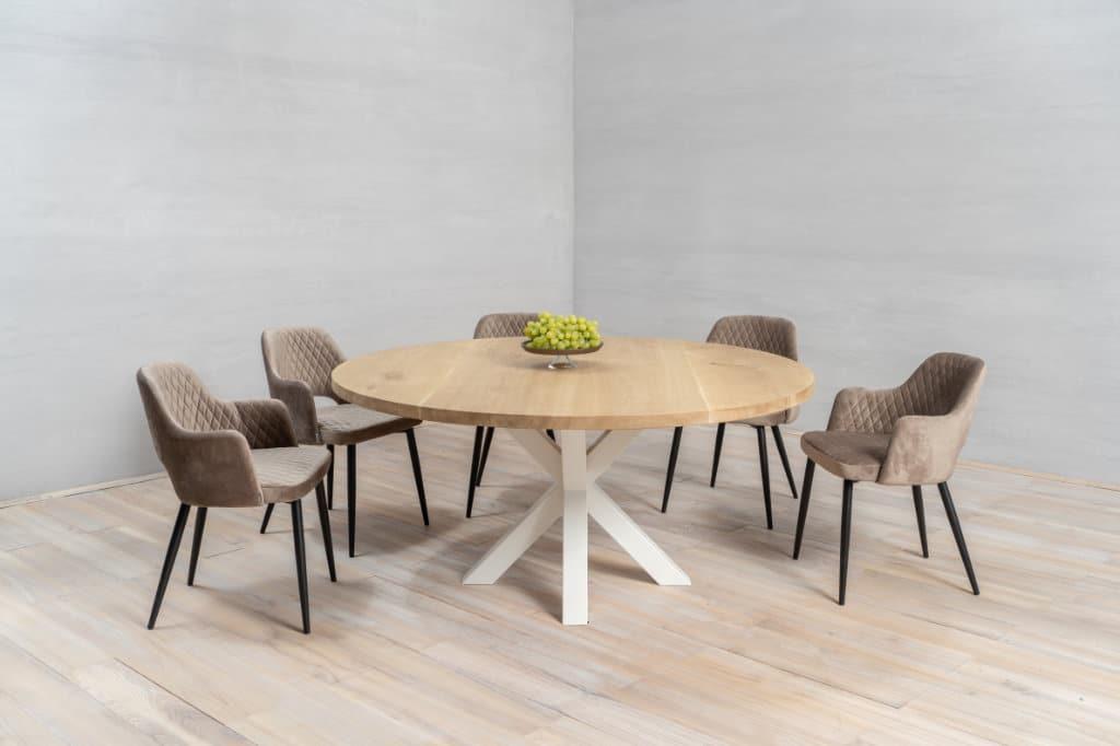 eine Holztischplatte machen